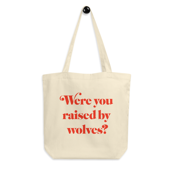 WYRBW Organic Cotton Tote Bag