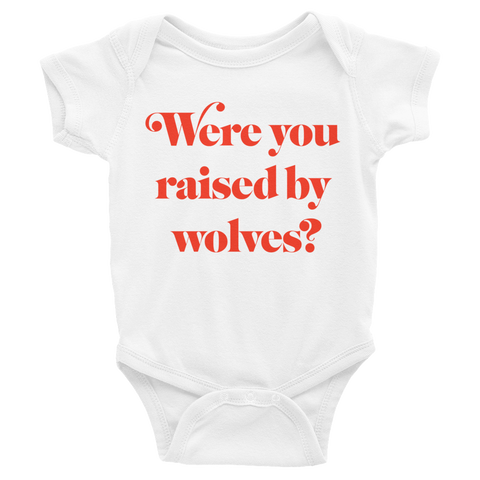 WYRBW Infant Bodysuit