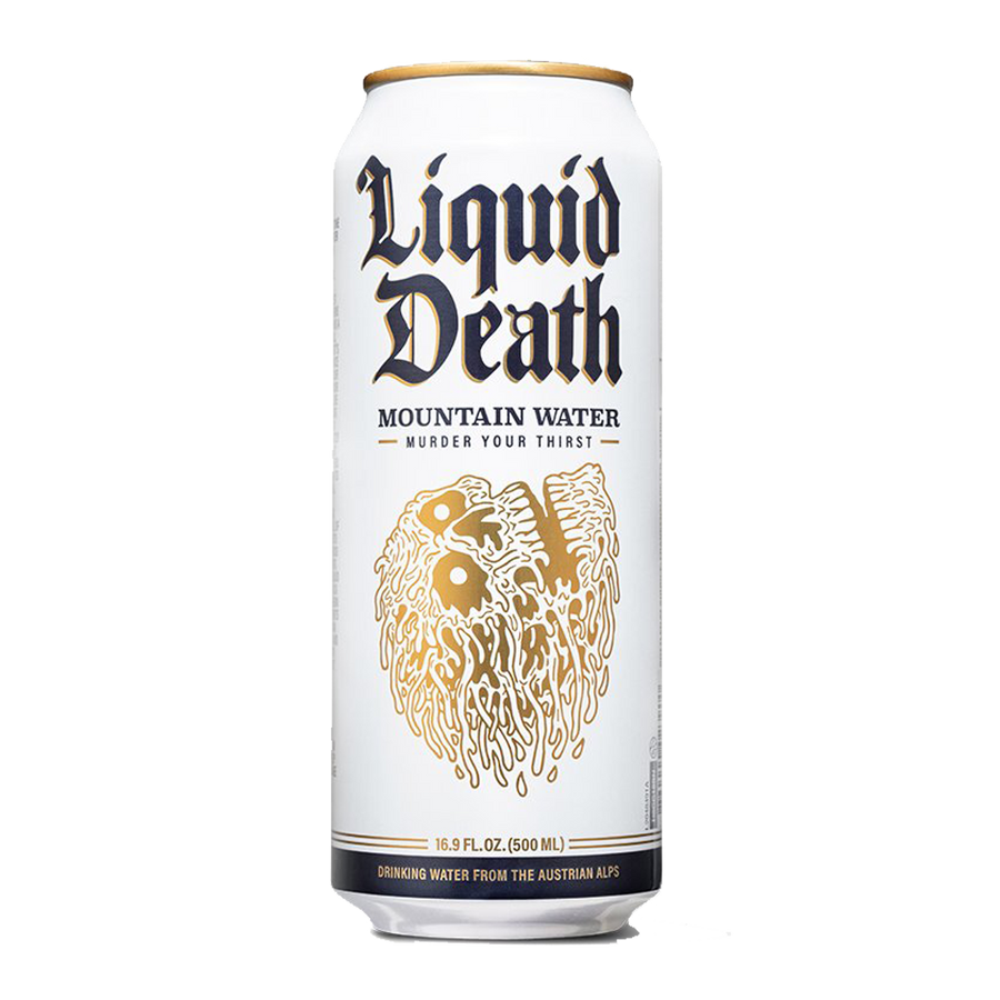Liquid Death Mountain Water