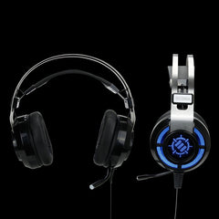 Accessory Power® Virtual 7.1 Vibration Gaming Headset Computer Gaming Headset by Enhance Scoria