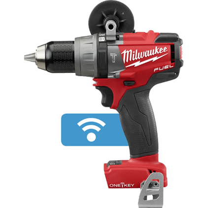 "Milwaukee 2706-20 M18 FUEL™ with ONE-KEY™ 1/2"" Hammer Drill/Driver (Tool Only)"