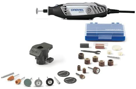 Dremel® 3000-1/24 3000-Series Variable Speed Rotary Tool Kit