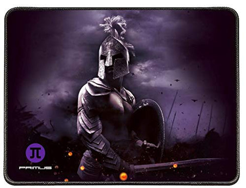 "PRIMUS Arena Gaming Mouse Pad Large 15.7 X 12.5"" Gladiator Design"