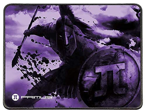 Primus Gaming Mouse Pad- Anti-Slip Rubber Base-Soft Fabric for Smooth Glide- Large