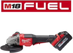 "Milwaukee 2980-21 M18 FUEL 4-1/2"" - 6"" Braking Grinder Kit"