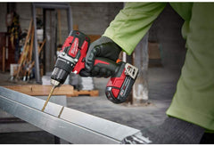 Milwaukee M18 2801-22CT 18-Volt 1/2-Inch 2.0 Battery Brushless Drill Driver Kit