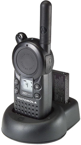 Motorola CLS1413 Two-way Business Radio UHF 1 Watt 4 Channel CLS Series