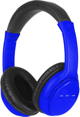 Sylvania Bluetooth Stereo Headphones with Microphone & Side-Mounted Controls