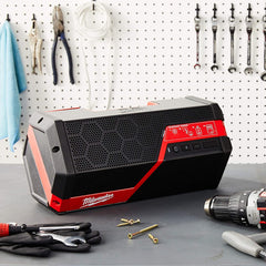 Milwaukee 2891-20 M18/M12 Wireless Jobsite Bluetooth Speaker