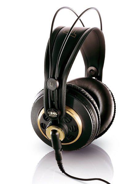 AKG K 240 Studio Semi-Open Professional Headphones K240