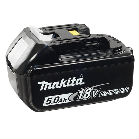 Makita 196675-2 Rechargeable Lithium-ion Battery 18V 5.0 Ah BL1850B