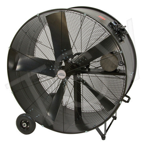 "Matrix 42-Inch Industrial Grade Drum Fan 42"" Commercial Shop Warehouse"