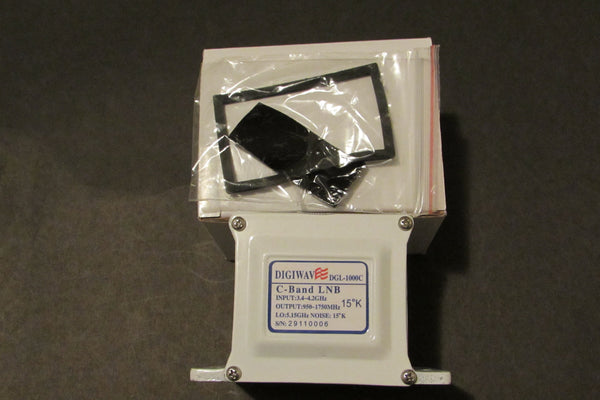 DGL1000C C-band lnb BUD Big Dish FTA Free to air cband c band satellite