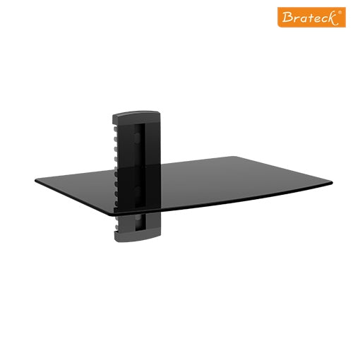 Brateck Single 1 Components DVD wall mount shelves floating shelf