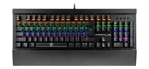 Primus Ballista 200S Gaming Keyboard Red Switch Silent