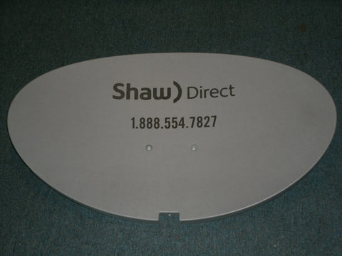 Shaw Direct 75cm Satellite Dish Kit Star Choice 75E