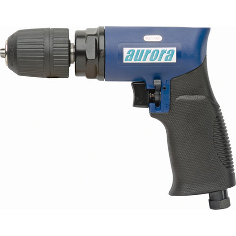 "Aurora Tools 3/8"" Air Reversible Drill"