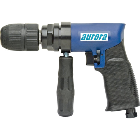 "Aurora Tools 1/2"" Air Reversible Drill"