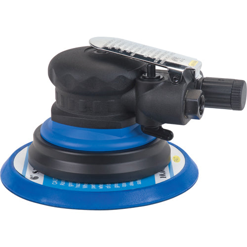 "Aurora Tools 6"" Dual-Action Orbit Air Sander"