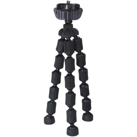 "VIVITAR VIV-SP-6 7"""" Mini Flexible Spider Tripod"