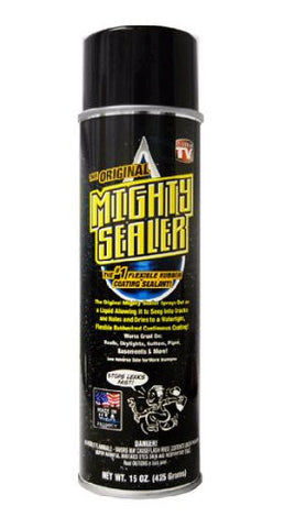 Mighty Sealer - The #1 Flexible Rubber Coating Sealant