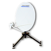 Challenger Communications 1.0m 1.2m 1.8m 2.4m Quick-Deploy Offset Satellite Dish