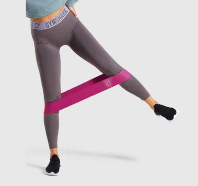 Tone Your Body with Resistance Loop Bands