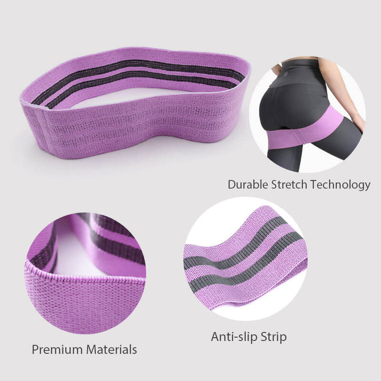 FABRIC RESISTANCE BANDS