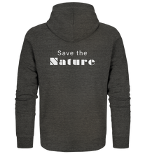 Charger l'image dans la galerie, Save the Nature - Organic Zipper