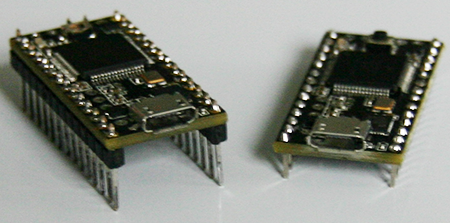 Teensy 3.0 Microcontroller