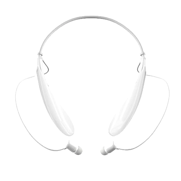 Water Resistant Bluetooth Behind-The-Neck Stereo Headset