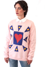 Load image into Gallery viewer, CUORE SWEATSHIRT