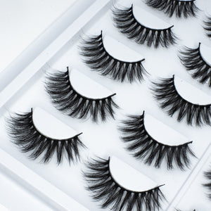 Drama Queen | 16 Pack Faux Mink Lashes