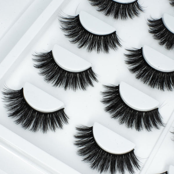 Wingin' It | 16 Pack Faux Mink Lashes
