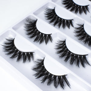 It's a Mood | 16 Pack Faux Mink Lashes