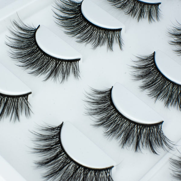 Fresh AF | 16 Pack Faux Mink Lashes