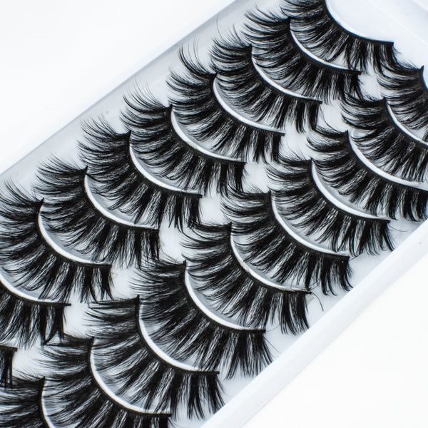 All Nighter | 10 Pack Faux Mink Lashes