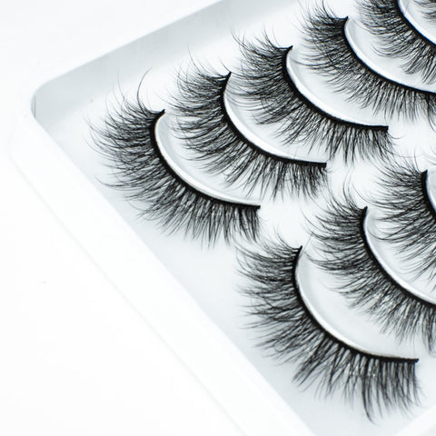 9 to 5 | 10 Pack Faux Mink Lashes