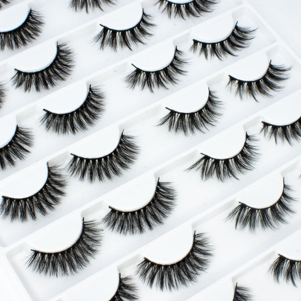 Ride or Die | 16 Pack Faux Mink Lashes