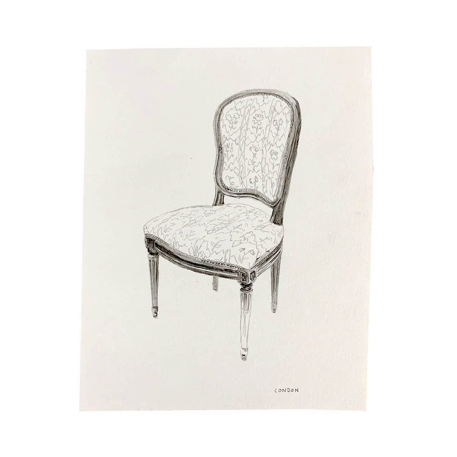 Paris 'French Chair'