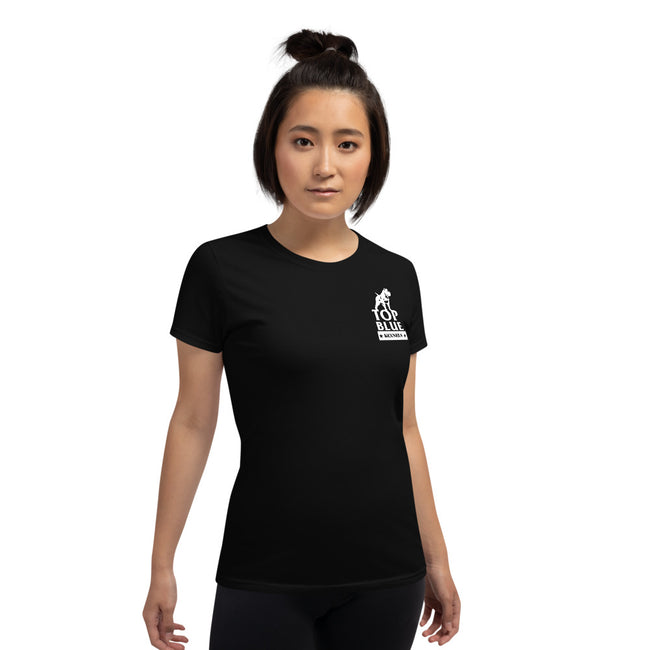 Beware of The Dog Women's Short Sleeve Tees