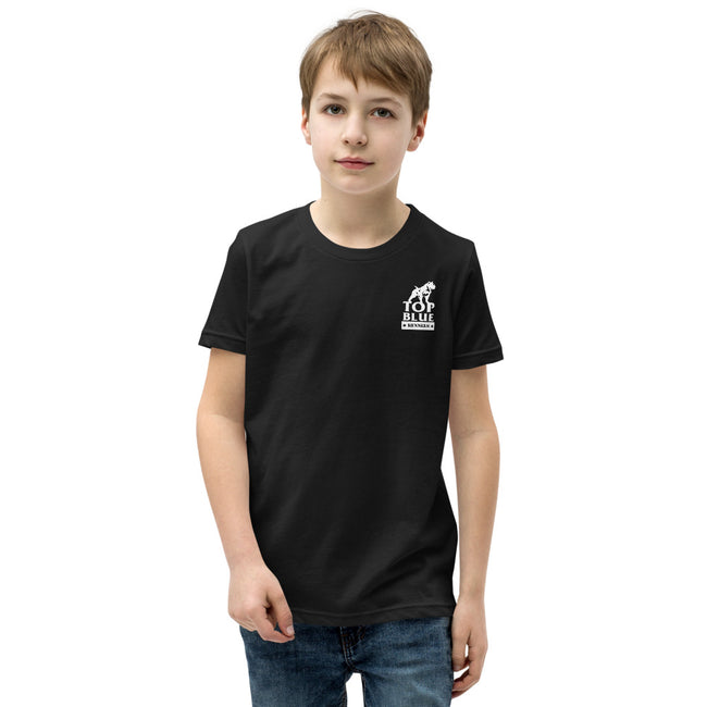 Beware of The Dog Youth Short Sleeve T-Shirt