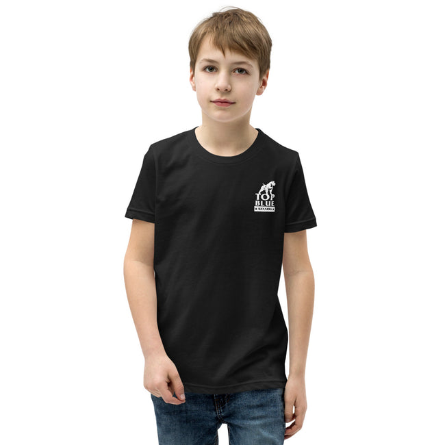 Happiness Is Just One Hug Away Youth Short Sleeve T-Shirt