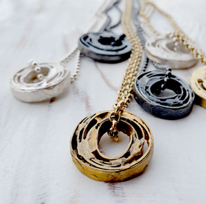 Zeit Necklaces