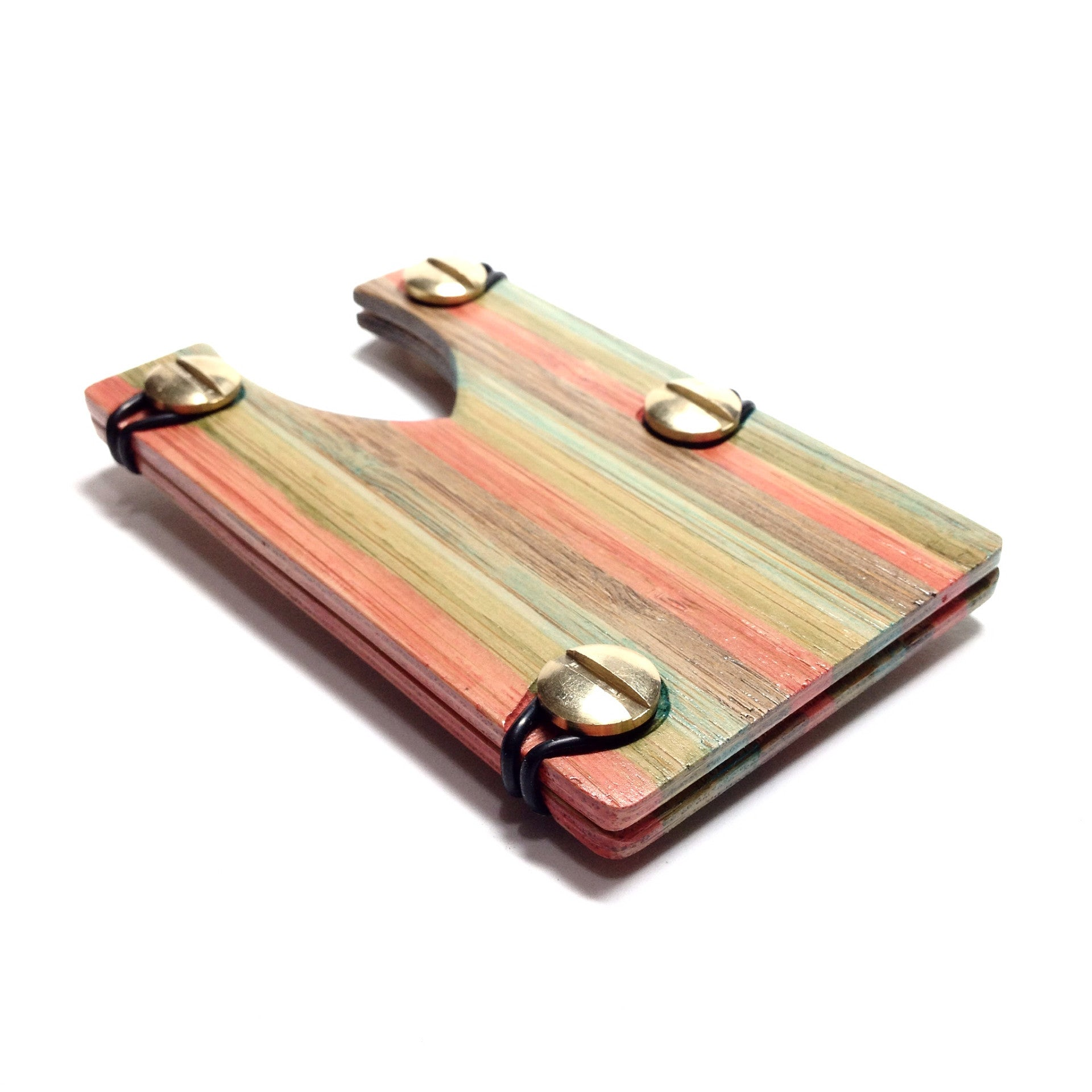 Striped Edition - Bound Tight Wallets