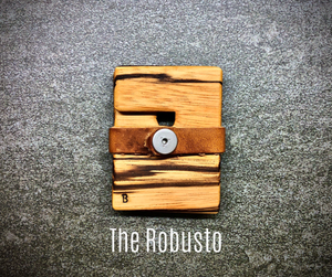 The Robusto - Bound Tight Wallets