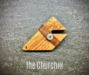 The Churchill - Bound Tight Wallets