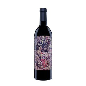 2018 Orin Swift Abstract