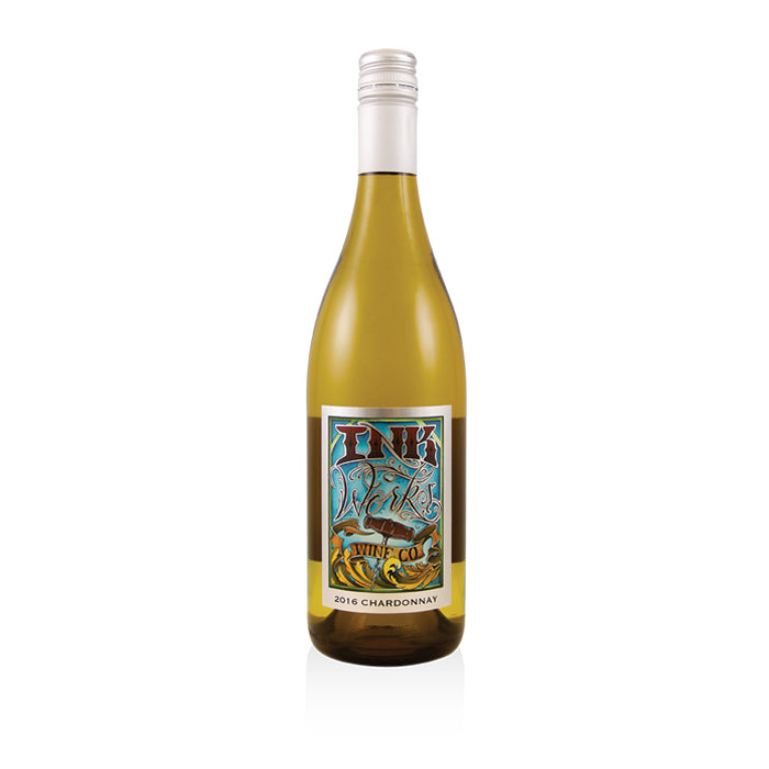 2016 Ink Works Chardonnay