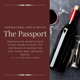 The Passport Gift